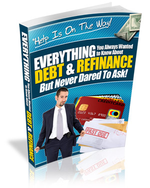 Debt & Refinance ebook